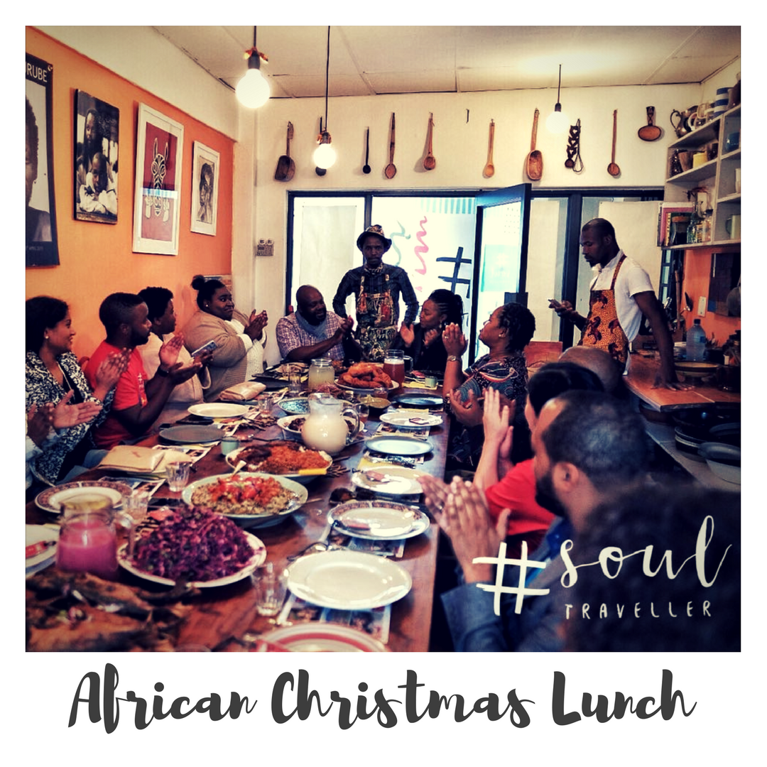African Christmas Lunch