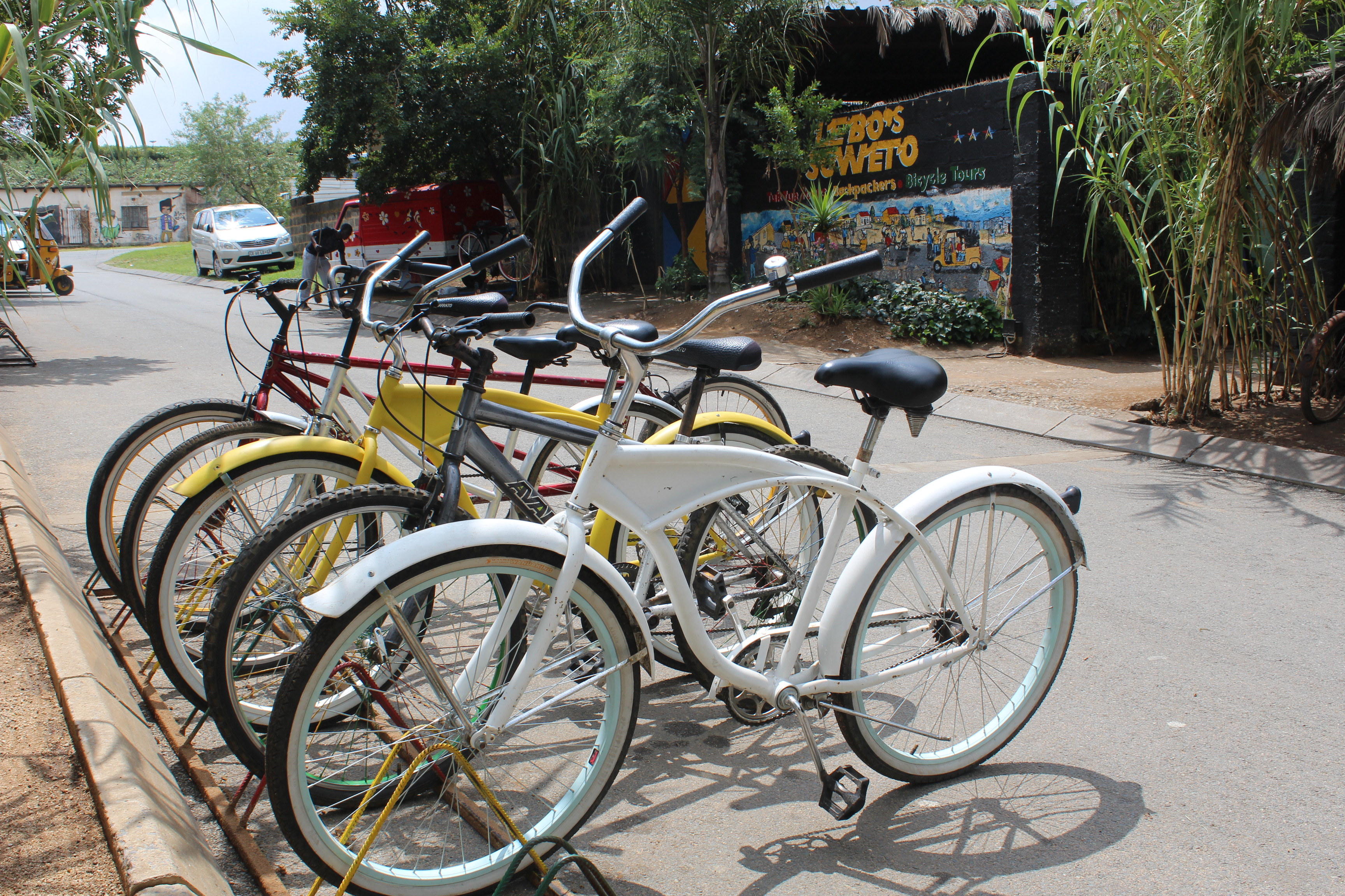 Soweto Bicycle Tour 4 hours