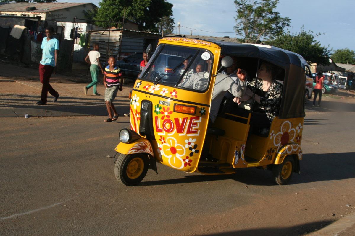Soweto Tuk Tuk Tour 2 hours
