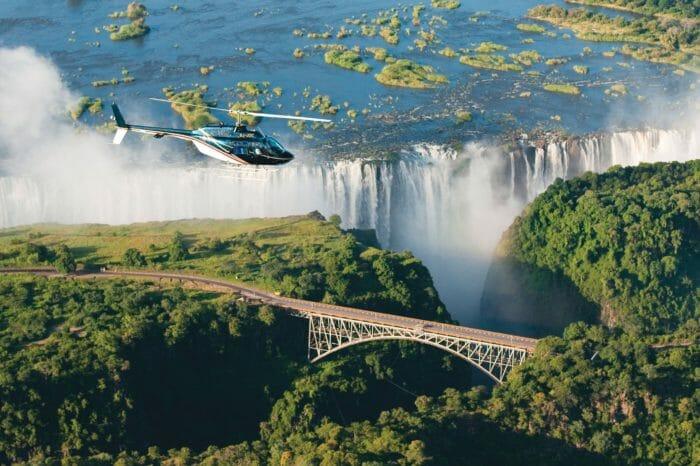 5 Days Victoria Falls & Chobe (Botswana)
