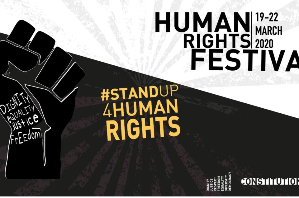 Constitution Hill Human Rights Festival 2020