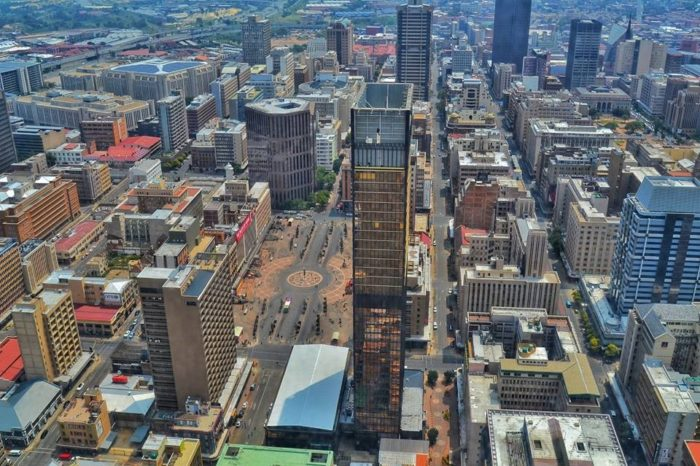 Joburg Full Day Tour